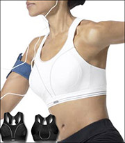 Shock Absorber Level 4 Run Sports Bra B5044