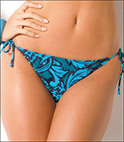 Sunsets Separates Tie Side Bikini Brief 10B