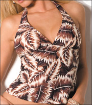 Halter Cami Swimsuit by Sunsets Separates 78T