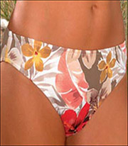 Swim Systems Skirted Bottom Mix and Match Bikini J138