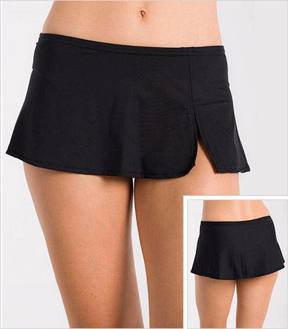 Skirted Swim Bottom Style 212
