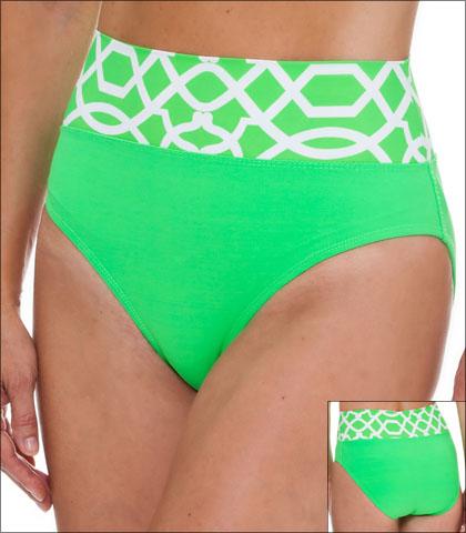 Tara Grinna Playa de Ses Illetes Swimwear Bottom Bikini Fold Down Style 16-SS-213