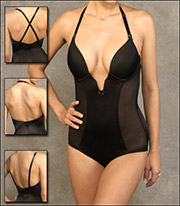 Va Bien Ultra Lift Low Plunge Body Briefer 1500