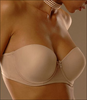 Va Bien Ultra Lift Seamless Foam Cup Strapless Convertible Bra 1506