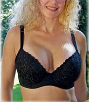 Valmont Molded Lift Underwire Bra Style 1802