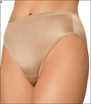 Vanity Fair Body Caress Hi Cut Panty 13137