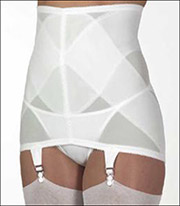 Cortland Intimates Open Bottom Girdle Style 6003