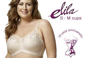 Elila Plus Size Bras