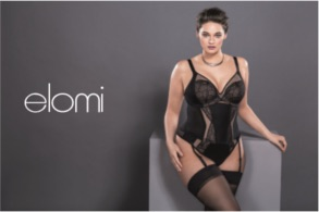 Elomi Full Figure Bras and Lingerie