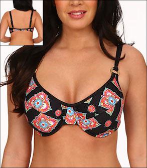 27106e4c59 Tara Grinna Marrakesh Swimwear Top Bikini Underwire Style 17-MK-102