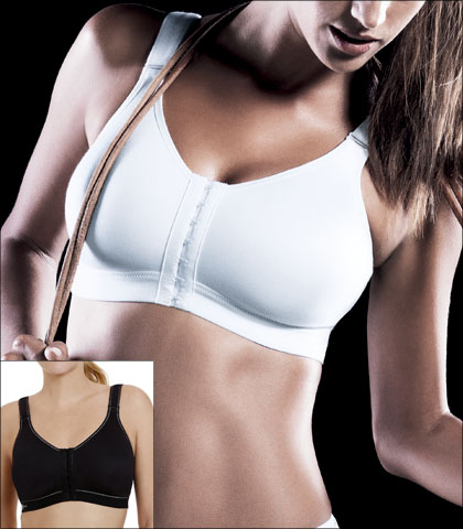 Anita Active Firm Support Front Closure Sports Bra Style 5523