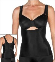 5ef153db19 Conturelle Soft Touch Shapewear Top No Cups Style 81822