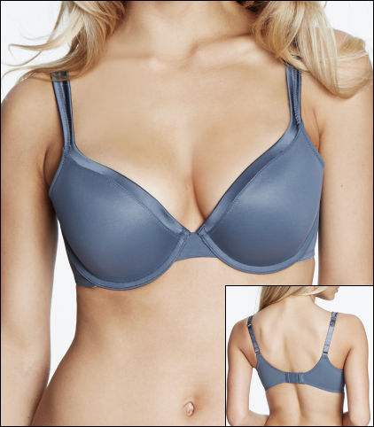 Dominique Everyday Corinne Duotone Seamless Push Up Bra Style 2200