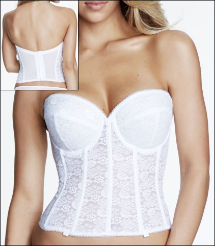Dominique Bridal Lace Brasselette 7749