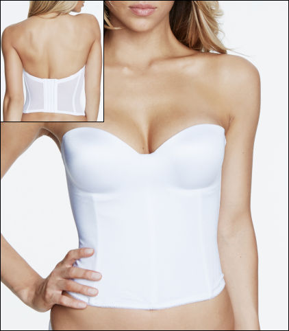 Dominique Smooth Molded Seamless Brasselette 8541