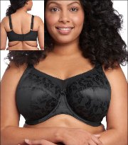 f0258927d Goddess Petra Underwire Full Cup Bra Style GD6651-BLK