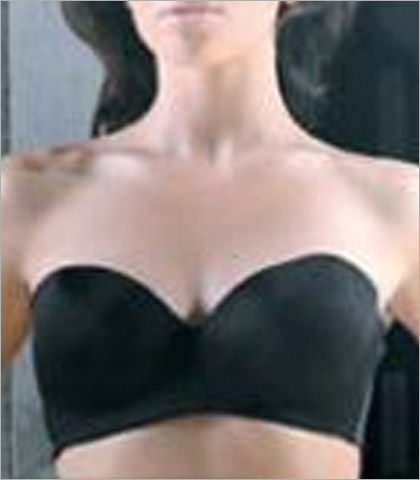 Valmont Multi Purpose Underwire Bra With Clear And Reg Straps Style 641